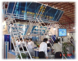 SMC Indonesia Exhibition 1