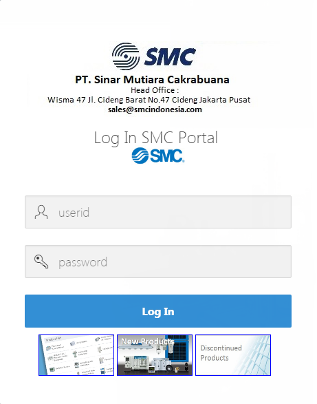 smc portal log in